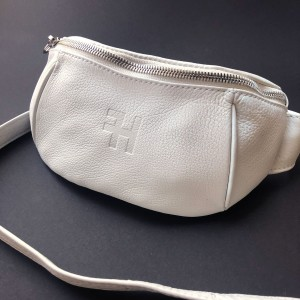 "BANANA BALT BAG ""FH CLUB White"""