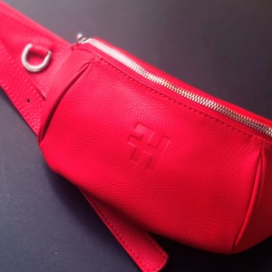 "BANANA BALT BAG ""FH CLUB Coral"""
