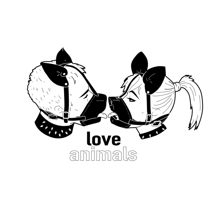 "Футболка ""Love Animals"""